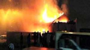 Horror! 2 Kids Get Burnt to Death While Roasting Yam in Kwara...You Won